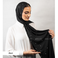 Crystal - Double Stretch Cotton - Shawl
