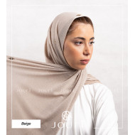 Crystal - Double Stretch Cotton - Hijab