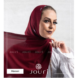 Crystal - Double Stretch Cotton - Hijab - Cotton Double Stretch